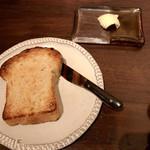 レストランsan - パン&バター