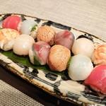 禅紫 - 手まり寿司