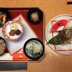 黒豚料理 寿庵 - お食い初めプラン