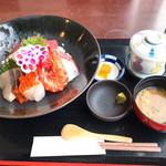 せとうち海の駅 - 料理写真: