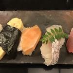 えんどう寿司 - 上まぜ 3皿目