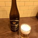 98787266 - ビール中瓶