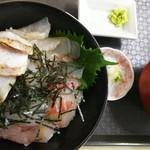 ぐっさん - 特上海鮮丼