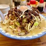 井手ちゃんぽん - 料理写真:特製野菜大盛り