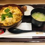 鶏三和 - 名古屋コーチン八丁味噌親子丼