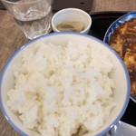 四川家庭料理 中洞 - ライス