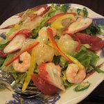 ひょうたん - 海鮮サラダ