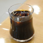 食事・喫茶 オアシス - ドリンク写真:アイスコーヒー