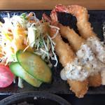 エビバル×肉×チーズ 海老monster -