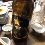 大甚 - サッポロ瓶ビール
