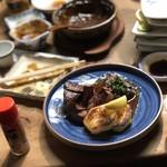 大甚 - ラム肉のステーキ