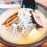 札幌ラーメン めんくら - 料理写真: