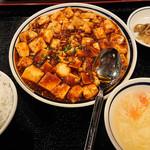 98795726 - 麻婆豆腐定食