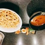 春樹 - 料理写真:辛つけ麺大盛