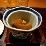 Oryouriookurano - あん肝と大根
