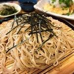 二代目竹渕 - 料理写真:そばセット(1日限定10食)の蕎麦