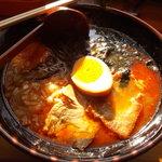 様式美麺れいんぼ~ - ファイアーラーメン