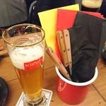 SCHMATZ - ドイツ国旗色のナプキン