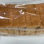 九州パンケーキ キッチン - 2斤分を10枚切り
