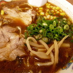 関東軒 - 料理写真:味噌ラーメン(¥620)+コーントッピング(¥100)