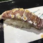 第三春美鮨 - 蝦蛄 雄 大 北海道石狩湾沖