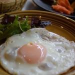 グッドモーニングカフェ - シェリ用目玉焼き
