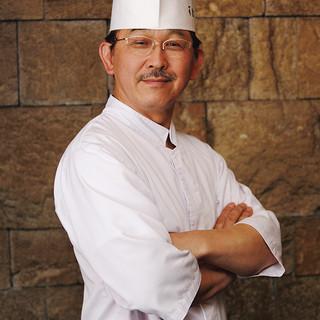"""18歳から携わる中国料理界◆シェフ""""日比野恒夫""""氏"""