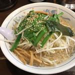 江川亭 - ニラ麺850円