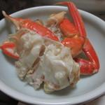 旬魚たつみ - 松葉がに鍋
