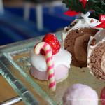 マリンブルー - クリスマスアフタヌーンティー20118