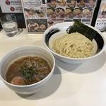98813900 - つけ麺(中):超濃厚魚介