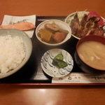 98814136 - 日替わり定食 720円