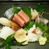 成田鮨 - 料理写真:この日の刺し盛り