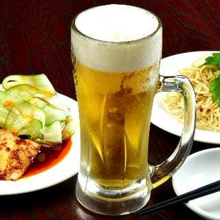 お好きな1杯+2皿を自由に組み合わせるお酒セットも好評です