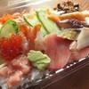 矢車寿司 - 料理写真:ちらし 750円