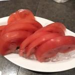 98817383 - 冷やしトマト