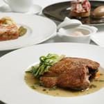 ボンシュマン - 料理写真:季節のランチメニュー