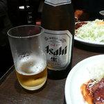 矢場とん - ビール