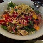 9882852 - 十種の野菜のニース風サラダ700円