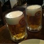 9882910 - 生ビール(キリンラガー生)500円