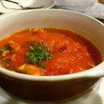 コモードキッチン - タコのトマト煮