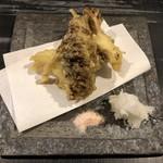 圭蔵 - 奥出雲の舞茸天ぷら