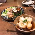 ぱいかじ - ジーマミー豆腐の揚げだしは面白い!