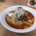 麺屋 清星 - 清星特製担々麺  830円
