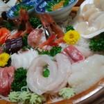 寿司・御食事処 敏 - 料理写真:刺身