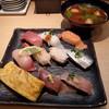もりや水産 - 料理写真:サービスセット(790円)