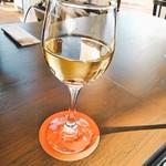 松本てらす - グラスワイン(白)