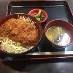 駒ケ岳サービスエリア(上り線)スナックコーナー - お料理