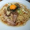 鎌倉パスタ - 料理写真:炙りチャーシューの和風パスタ