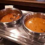 アジアンタワン - カレーに、スープ